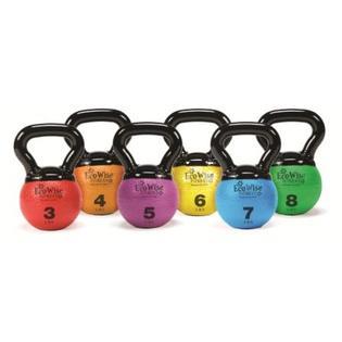 EcoWise Mini Kettlebell Medicine Ball