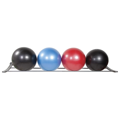 Elite Stability Ball Wall Storage Rack