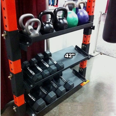 Dumbell Tray Attachment