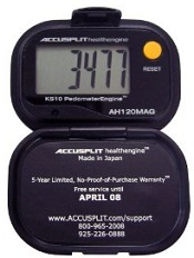 Multi-Function Pedometers - Goal Setting & Others