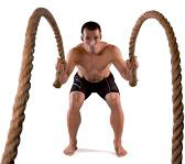 Manila Training Rope