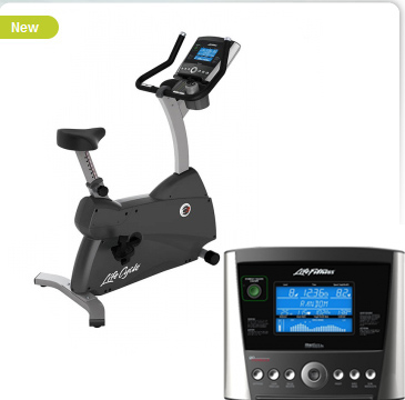 Life Fitness C3 Lifecycle® Exercise Bike