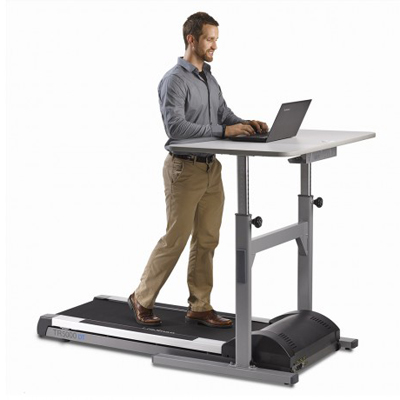 LifeSpan TR5000 DT-5 Treadmill Desk