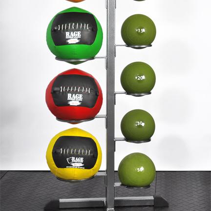 Medicine Ball Racks