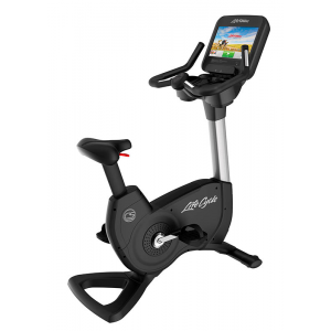 Life Fitness Upright LifeCycle Exercise Bikes