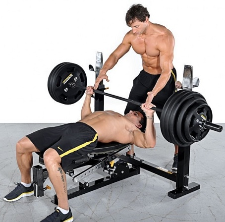 Olympic Bench Presses