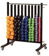 Dumbbell Slot Rack