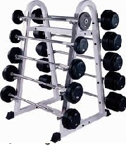 Weight Bar Racks