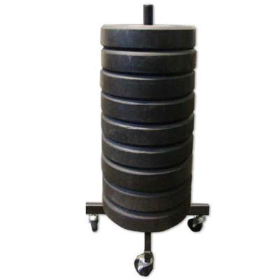 Vertical Bumper Plate Stand