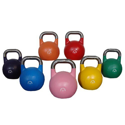 Cast Iron Competition Kettlebells
