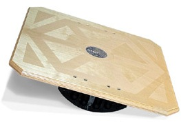 Rocker Board New Tri Level Design