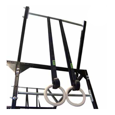 Gym Ring Suspension Tower