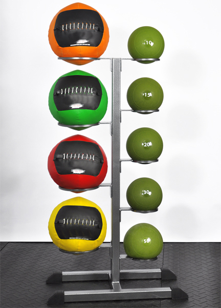 Sf Bay Area Fitness Store Medicine Ball Combo Rack San