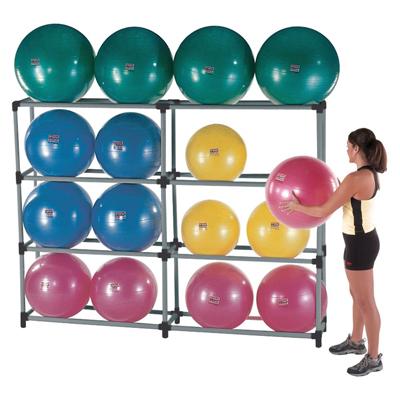 Stability Ball Storage Rack