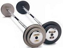 Pro Style/Fixed Barbells