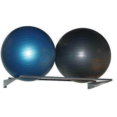 Wall Mounted Gym Ball Rack