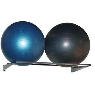 Wall Mounted Gym Ball Rack