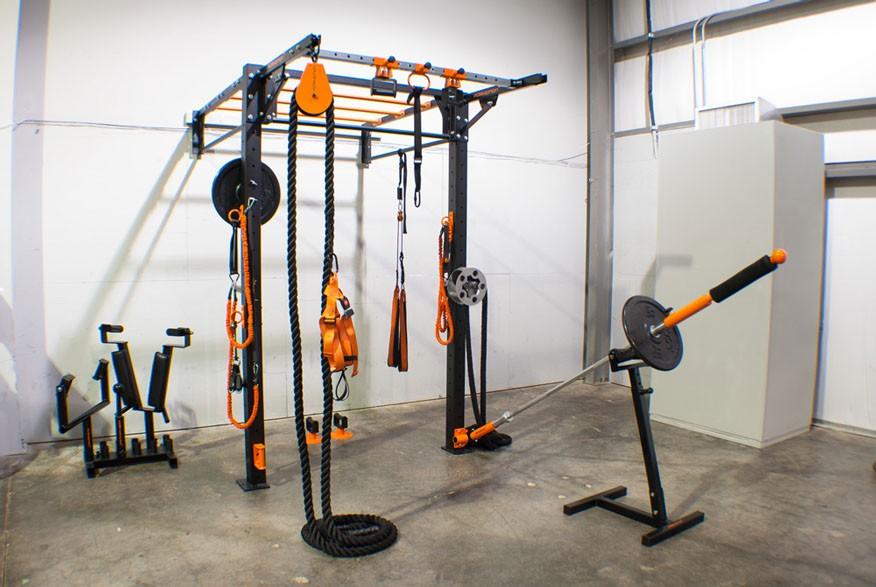 Sf bay area fitness store purmotion fts functional