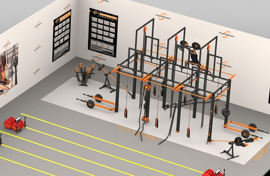 Sf Bay Area Fitness Store Purmotion Fts 100 Functional