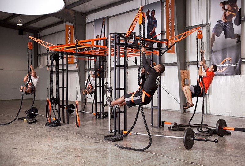 Exercise Equipment For Sale >> SF Bay Area Fitness Store | Purmotion FTS 200 - Club Functional Training Station | San Francisco ...