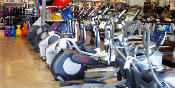 Ellipticals at 360 Fitness Superstore - San Francisco's Local Exercise & Fitness Equipment Store