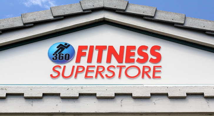 Welcome to 360 Fitness Superstore in San Rafael, California, 94901