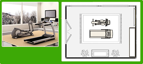 Sf Bay Area Fitness Store Home Gym Design Services San Francisco