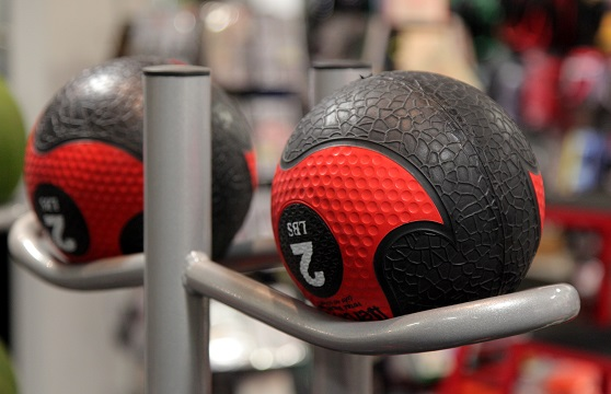 We Have Several Brands & Styles of Medicine Balls & Slam Balls - Wall Balls, Two-Handled Medicine Balls, Dynamax Medicine Balls, and many more!