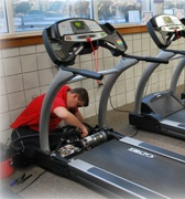 360 Fitness Superstore will repair & service your exercise equipment in your home for San Francisco, CA fitness residents.