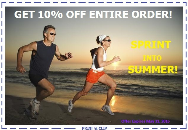 Summer-Save-Fitness-Equipment-Exercise-Equipment-10-Percent-Promotion-2016