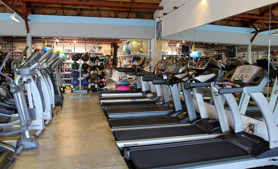 You'll find Treadmills, Ellipticals, Home Gyms, Exercise Bikes, Cross Training / W.O.D. Equipment and more at 360 Fitness Superstore